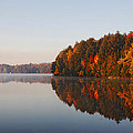 Canoe Lake  Algonquin by Pat Speirs