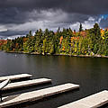Canoe Lake by Cale Best