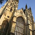 Canterbury Cathedral, Low Angle View by Axiom Photographic