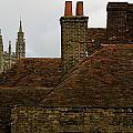 Canterbury Rooftops by Jan Cipolla