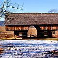Cantilever Barn by Paul Mashburn