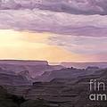 Canyon At Dusk by Carina Mascarelli