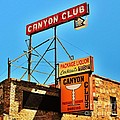 Canyon Club Route 66 Williams Arizona by George Sylvia