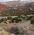 Canyon Switchback by Ellen  Leigh