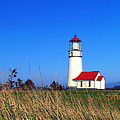 Cape Blanco Lighthouse by Wendy McKennon