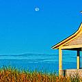 Cape Cod Bay House by Linda Pulvermacher