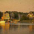 Cape Cod Evening by Michael Petrizzo