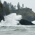 Cape Disappointment Lighthouse by Bob Christopher