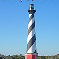 Cape Hatteras Lighthouse - Outer Banks - Christmas Card by Mother Nature