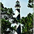 Cape Lookout by Tommy Anderson