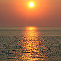 Cape May Sunset by Susan Stevenson