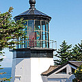 Cape Mears Or Lighthouse 2 by Tony and Kristi Middleton