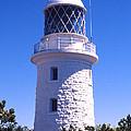 Cape Naturaliste Lighthouse by Robert Caddy