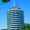 Capital Records Hollywood by RJ Aguilar