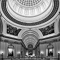 Capitol Interior by Ricky Barnard