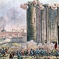Capture Of The Bastille by Granger