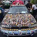 Car Of Teeth by Kym Backland