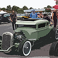 Car Show Coupe by Steve McKinzie