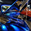 Car Show by David Morefield