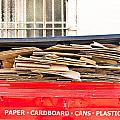 Cardboard  by Tom Gowanlock