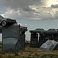 Carhenge by Vivian Christopher