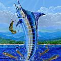 Caribbean Blue by Carey Chen