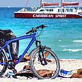 Caribbean Spirit by Dieter  Lesche