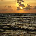 Caribbean Sunrise by Barry Doherty