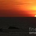 Caribbean Sunset by Torsten Dietrich