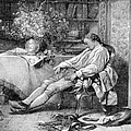 Carl Linnaeus, Swedish Botanist by Science Source