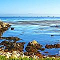 Carmel Seascape by Gregory Dyer