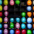 Carnival Balloons by David Lee Thompson