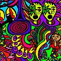 Carnival Day by Karen Elzinga