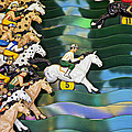 Carnival Horse Race Game by Garry Gay