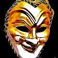 Carnival Mask 2 by Blair Stuart