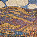 Carnival Of Autumn by Marsden Hartley