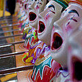 Carnival Of Clowns by Michelle Wrighton