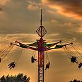 Carnival Ride by Nicholas  Grunas