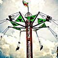 Carnival Swings by Eye Shutter To Think