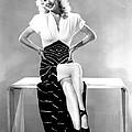 Carole Landis, Mid 1940s by Everett