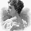 Caroline Lavinia Harrison by Granger