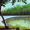 Carol's Retreat by Herb Dickinson