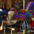 Carousel Beauties Going Away by Bob Christopher