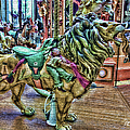 Carousel Color by Ericamaxine Price