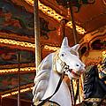 Carousel Horse by Fabrizio Troiani