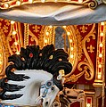 Carousel In Motion by Anjanette Douglas