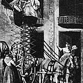 Carriage Cartoon, 1776 by Granger