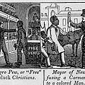 Cartoons Depicting The Racial by Everett