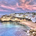 Carvoeiro Early Morning by Nathan Wright