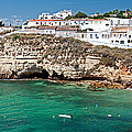 Carvoeiro Panorama by Jim Chamberlain